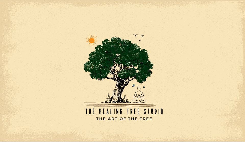 The Healing Tree newest logo design